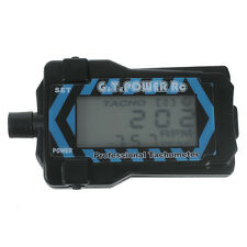 Good G.T.POWER RC Micro Digital Tachometer LCD For 2-9 Blade R/C Aircraft
