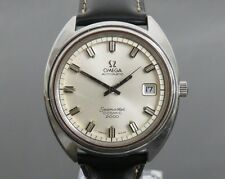 100% Authentic OMEGA Seamaster COSMIC 2000 Automatic Mens Watch Cal.1012 166.130