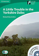 A Little Trouble in the Yorkshire Dales Level 3 Lower-intermediate Book with CD-