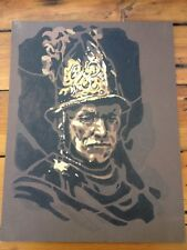 Vintage Mid Century Don Quixote? PBN Paint by Numbers Art Painting