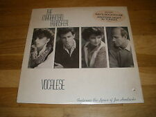 THE MANHATTEN TRANSFER vocalese LP Record - Sealed