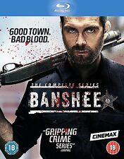 Banshee – The Complete Series (Seasons 1-4) Blu-ray Action Crime Drama NEW