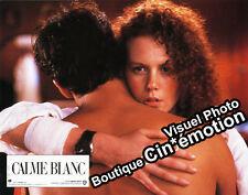 12 Photos Exploitation Cinéma 21x27cm (1989) CALME BLANC Nicole Kidman TBE