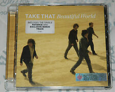 TAKE THAT - Beautiful World CD - 11 tracks, includes ' Patience'