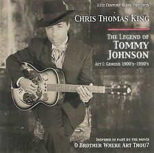 The Legend of Tommy Johnson, Act 1: Genesis 1900's-1990's by Chris Thomas King (