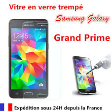 Vitre protection film protecteur VERRE TREMPE Samsung Galaxy Grand prime G530