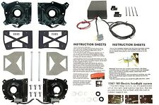 1967-1968 Camaro Basic Rally Sport Electric Conversion kit
