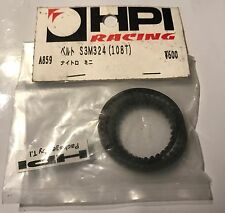 HPI A859 Belt Genuine parts NITRO Rs4 NITRO Mini 108T S3M324
