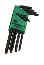 T9 - T40 8pc BallStar® Torx/Star Ball L-Wrench Set w/ProGuard Bondhus USA #11332