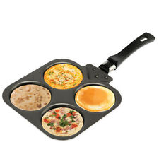 Nirlep Fry Pan 200 mm & Multi Snack Maker Combo, 1 Year Guarantee