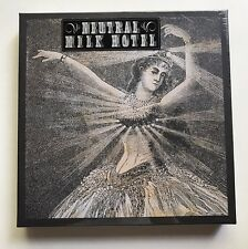 Neutral Milk Hotel Vinyl (boxset /200) *SEALED* first press Sepia/Black Cover