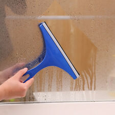 Window Glass Wiper Squeegee Soap Cleaner Car Blade Bathroom Shower Mirror Brush