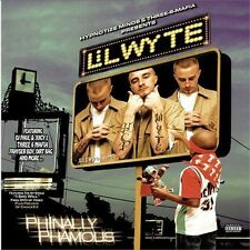 Phinally Phamous by Lil Wyte (CD, Oct-2004, Hypnotize Minds)
