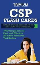 CSP Flash Cards : Complete Flash Card Study Guide for the Certified Safety...