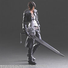 Final Fantasy VIII Dissidia Squall Leonhart Play Arts Kai Action Figure 10""