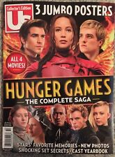 Us Collectors Edition Hunger Games The Complete Saga FREE SHIPPING!