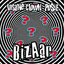 INSANE CLOWN POSSE (I.C.P.) - Bizaar (Question Marks) [Explicit] CD [A106]