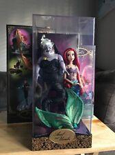 Disney Store Fairytale Designer Collection Ariel And Ursula Dolls LE 6000