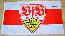 VfB Stuttgart Flag Banner 3x5 ft 1893 Germany Soccer