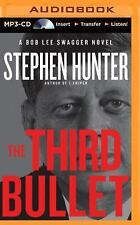 Bob Lee Swagger: The Third Bullet 8 by Stephen Hunter (2014, MP3 CD, Unabridged)