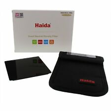 Haida 100mm 10 Stop Neutral Density - Slot-in Filter System Fits Lee Big Stopper