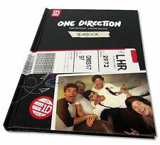ONE DIRECTION - TAKE ME HOME YEARBOOK + CD LTD ED (US) TOUR BOOK NEW IN PLASTIC