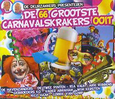 De 66 grootste carnavalskrakers ooit (3 CD)