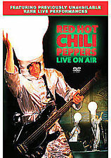 Red Hot Chili Peppers - Live On Air [DVD] NEW SEALED FREEPOST