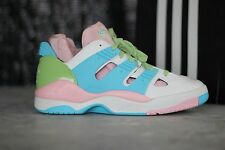 UK 11.5 Adidas Equipment Vintage Basketball 'Miami Heat' Low - HC Retro Trainers