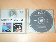 Gordon MacRae  The Best Things in Life are Free / Motion Picture Soundstage (CD)