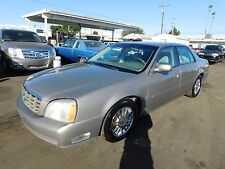 Cadillac: DeVille 4dr Sdn DHS