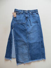 Levi's® Rock Jeansrock Panel Skirt Gr. L, 32 NEU ! Hippie Vintage Denim ! Gr. 40