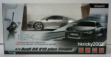 Silverlit Power in Speed R/C 1:24 Audi R8 V10 Plus Coupé Coupe Model