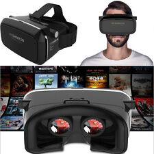 SHINECON 3D Virtual Reality Goggles VR Glasses for iPhone Samsung + Controller