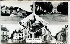 CP 37 Indre-et-Loire - La-Croix-en-Touraine - Multivues n&b