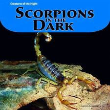 Scorpions in the Dark (Creatures of the Night)-ExLibrary