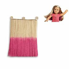 "American Girl LE ISABELLE DOLL HIGHLIGHTS for 18"" Dolls Wig Hair Extension NEW"