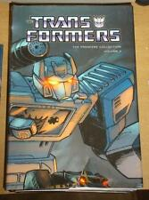 TRANSFORMERS PREMIERE COLLECTION VOL 2 IDW HARDBACK   9781600104374