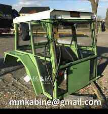 Kabine passend für Fendt 106-108 Kabinen Traktorkabine Ausstellbare Frontscheibe