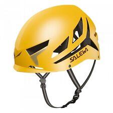 Casco Via Ferrata Arrampicata Alpinismo SALEWA VAYU Helmet Yellow L/XL