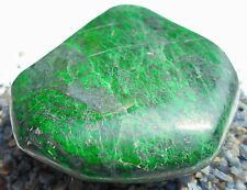 Maw Sit Sit Chromium Jade Natural Rough 2100 carats - The only Mine is finished!