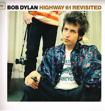 "LP 12"" 30cms: Bob Dylan: highway 61 revisited. columbia réedition"