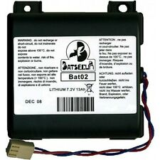 Batteria al Litio BATSECUR, BAT02 7,2V 13Ah compatibile LOGISTY, DAITEM