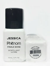 NEW - Jessica PHENOM- Nail Lacquer 0.5oz/15ml - 000 - Finale Shine Topcoat