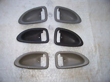 Volvo S40 V40 Interior Door Handle Backing Plate Choice of Colours 30883896