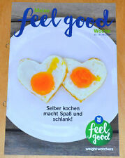 Weight Watchers Meine Feel Good Woche 21.8-27.8 SmartPoints 2016 Wochenbroschüre