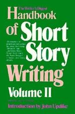 The Writer's Digest Handbook of Short Story Writing Vol. 2 (Writer's D-ExLibrary