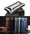 Stock Waterproof Shockproof Gorilla Glass Metal Case for iPhone6 plus 5s Covers