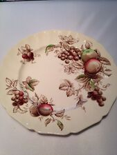 "Johnson Bros. Harvest Time 11.5"" Serving Plate"