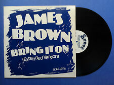 James Brown - Bring It On / The Night Time Is The Right Time, Sonet SONL-2258 Ex